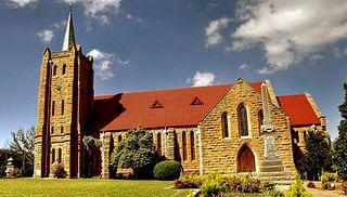 Fouriesburg Church